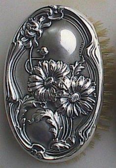 Webster Sterling Brush