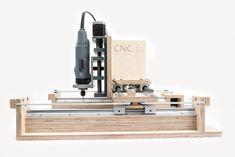 Dilledöpp- die kleine CNC14 -Fräse