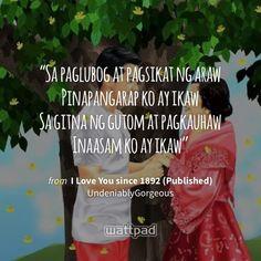 Pangalawang parte ng tula ni Juanito. Wattpad Quotes, Wattpad Stories, Tagalog Love Quotes, Qoutes, Best Movie Lines, Baybayin, Hugot Quotes, I Love You, My Love