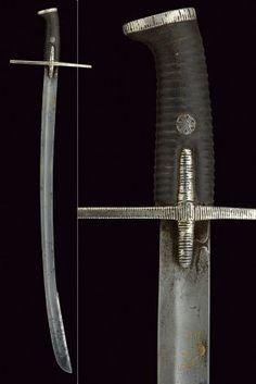 A rare sabre