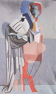 Salvador Dali: Homage to Erik Satie 1926.