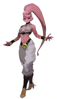 female buu