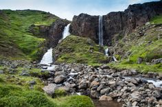 500px / Fossar á Hellisheiði eystri by Sigurður Fjalar Jónsson