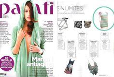 Florencia Llompart - Prensa  Revista PARA TI  Vestido Mechi