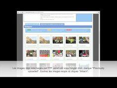 French - Comment télécharger vos images vers Demotix.com