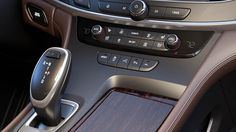 Photo of gear shifter and front controls inside the 2017 Buick LaCrosse full-size luxury sedan. 2017 Buick Lacrosse, Raspberry Ketones, Burn Calories, Lose Weight, This Or That Questions, Luxury, Web Design, Spaces, Park