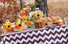 """Anyone have a """"Little Pumpkin"""" in the house? Amanda's Parties To Go has an adorable printables set perfect for fall birthdays. Pumpkin Patch Birthday, Pumpkin Patch Party, Pumpkin Carving Party, Fall Birthday Parties, Birthday Party Decorations, Birthday Ideas, Thanksgiving Parties, Third Birthday, Little Pumpkin Party"""