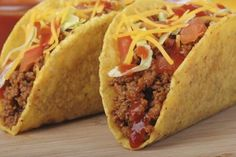 All American Taco recipe by Ruchira Hoon at BetterButter How To Make Dough, How To Make Taco, Veggie Recipes, Mexican Food Recipes, Cooking Recipes, American Taco Recipe, Tacos And Tequila, Tacos And Burritos, Indian Breakfast