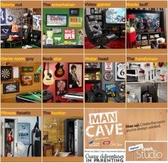 Ad. Walmart Man Cave Inspiration | http://crazyadventuresinparenting.com/2014/06/man-cave-inspiration-and-fathers-day-gift-ideas.html