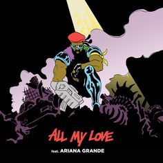 All My Love (feat. Ariana Grande) by Major Lazer [OFFICIAL] | Free Listening on SoundCloud