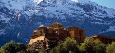 Kasbah du Toubkal,  Aspirational fancy hotel in Toubkal National Park, Morocco but soooo beautiful.