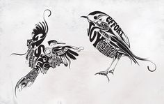 Letterings and logos by Lucas Stolz, via Behance