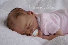 ♥ Thistleberry Babies Full-Body Solid Silicone Baby Girl Beautifully Reborn!♥   eBay