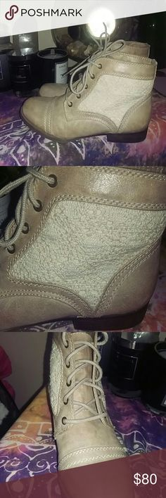 Free people Theses look just like a pair of free people boots they where so hard to come by brand new Shoes Ankle Boots & Booties