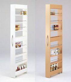 Image result for beside fridge lid storage