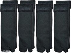 Socks PINKIT Soft & Cozy Solid Winter Thick Warm Fleece Lined Thermal Stretchy Elastic Velvet Socks for Girls/Ladies/Women)(4 Pairs)- 4 Black Fabric: Velvet Type: Regular Pattern: Solid Multipack: 4 Sizes: Free Size Country of Origin: India Sizes Available: Free Size *Proof of Safe Delivery! Click to know on Safety Standards of Delivery Partners- https://ltl.sh/y_nZrAV3  Catalog Rating: ★4.4 (1887)  Catalog Name: Styles Modern Women Socks CatalogID_1926981 C72-SC1086 Code: 262-10542244-