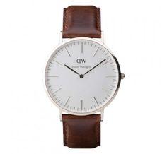 Daniel Wellington Classic Bristol (40 MM) 0209DW online kopen? Op werkdagen voor 22:30 besteld, volgende dag in huis. Gratis verzending en achteraf betalen!
