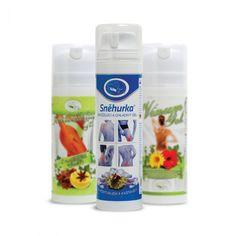 Produkty s bylinnými výtažky