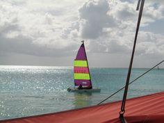 Sailing boat - Antigua