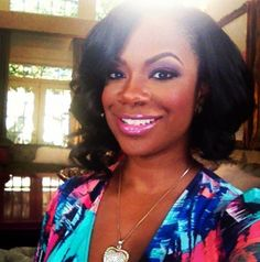 Kandi Burruss is an American singer-songwriter, actress, record producer, and television personality. She is a former member of the group Xscape. Burruss currently stars as one of six members in the Bravo reality television series The Real Housewives of Atlanta since its second season premiere on July 30, 2009. Just to name a few things.  She is a BOSS and a real business woman I would love for her to mentor me on being a great BOSS. :)