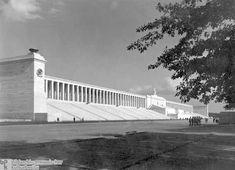 Zeppelin Field, Norimberga, Albert Speer