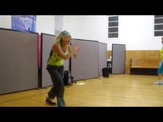 ▶ Zumba Party Rock - YouTube
