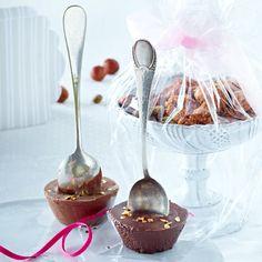 Geschenke aus der Küche - alles selbstgemacht! - schokolade-am-stiel  Rezept