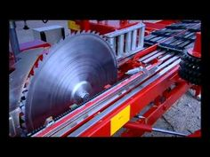 Ils Circle saw Mill Bandsaw Mill, Chainsaw Mill, Wood Cutter, Le Moulin, Heavy Equipment, Marcel, Life Goals, Youtube, Banks