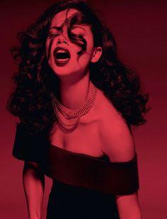 Adriana Lima March 2016 | ADRIANA LIMA in Love Magazine Spring/Summer 2016…