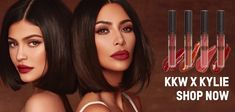Discover the latest collections from KKW Beauty by Kim Kardashian West. Shop Nude Lipsticks, Matte Lipsticks, Crème contour, Conceal Bake Brighten, Body Makeup and more. Kim And Kylie, Kylie Jenner Makeup, Body Makeup, Nude Lipstick, Beauty Hacks, Beauty Tips, Kim Kardashian, Eyebrows, Photoshoot