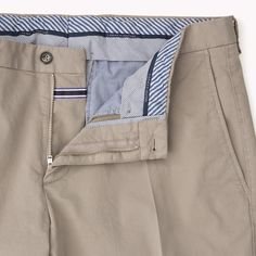 Tommy Hilfiger William-w Fitted Pant - 204 (Brown) - Tommy Hilfiger Trousers - detail image 3