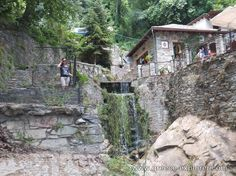 Village Makrinitsa in Mount Pelion Greece, Explore, House Styles, Places, Lugares, Greek, Exploring