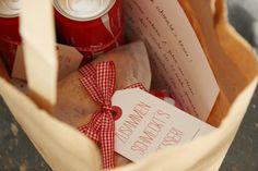 Sweet PAMK Packaging