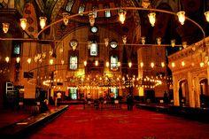 Bayazıt Mosque, Istanbul (Turkey).