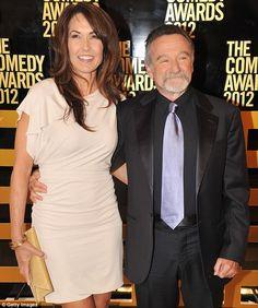 Robin Williams & Susan Schneider = 13 year difference.