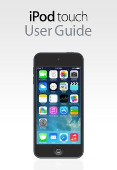 iPod touch User Guide For iOS 7.1 - Apple Inc. | Computers...: iPod touch User Guide For iOS 7.1 - Apple Inc. | Computers… #Computers