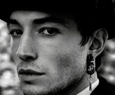 Ezra Miller by Mikael Jansson for Interview Magazine, November 2017