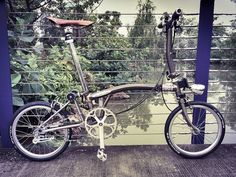 S6EXy and I know it - Brompton S6EX | Flickr - Photo Sharing!