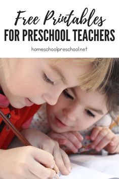 Discover over 100 free preschool printables that you can use with your young learners. You'll find printables that teach beginning math and literacy skills. Free Preschool, Preschool Printables, Preschool Ideas, Free Printables, American High School, Multiplication For Kids, Literacy Skills, Little Learners, Kids House