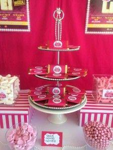 Kara's Party Ideas Mattel Barbie Pearl themed birthday party via Kara's Party Ideas | Cake, decor, cupcakes, games and more! KarasPartyIdeas.com #barbieparty #barbie #barbiedoll #girlypartyideas #partdecor (8) | Kara's Party Ideas