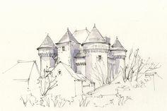 Le Bousquet, Montpeyroux, Aveyron, France | by Linda Vanysacker - Van den Mooter