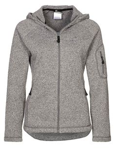 CARIBOUD LODGE - Fleecejacke - light grey