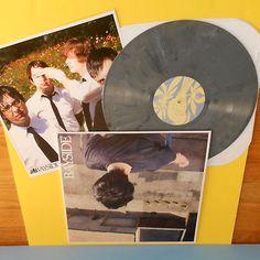 BAYSIDE s/t Lp GREY Vinyl Record
