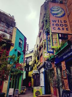 Neal's Yard is one of Katy's favourite places.