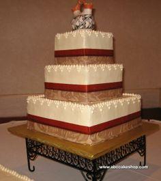 native american wedding cakes...