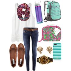 School is coming quickly!!! TIME TO PLAN OUTFITS! Back to school ootd