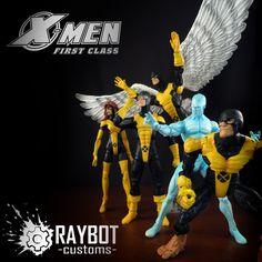 Raybot! Wasp, Wonder-Man, Nightcrawler + Kitty p157-158 • Page 103 ...