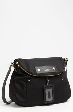For London trip in the fall: MARC BY MARC JACOBS 'Preppy Nylon - Sasha' Crossbody Bag available at #Nordstrom