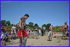 Santacara: XII Día de Cara en Santacara (Lucha de Romanos) Reyes, January 20, Romans, Wrestling