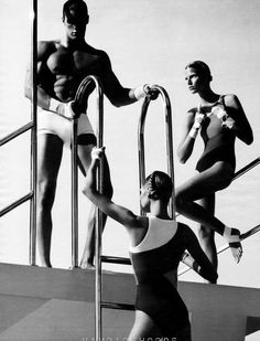 Haute Athletic Photoshoots - The 'Olympiad' Interview Magazine May 2012 Editorial is Fie (GALLERY)
